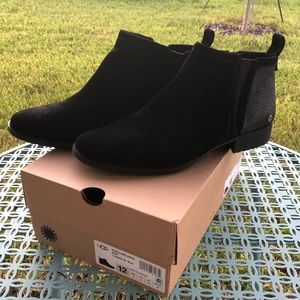 Ugg McClaire Ankle Boot - black